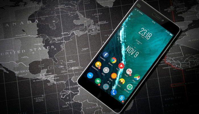 smartphone spiati