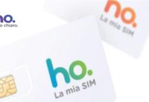offerta ho Mobile 5.99€