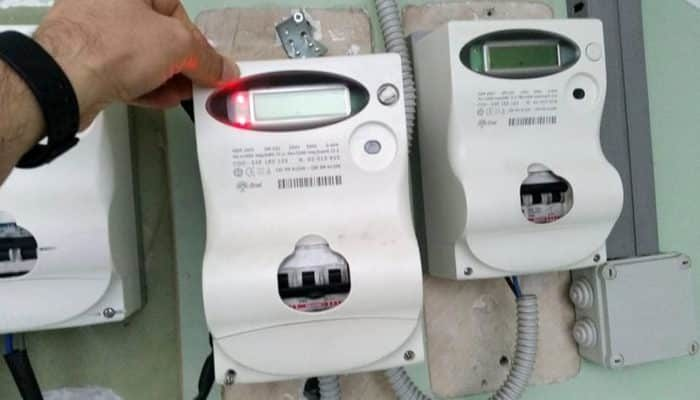 contatori contraffatti energia