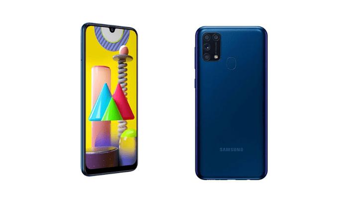 Samsung Galaxy M31 arriva oggi in Italia a un buon prezzo