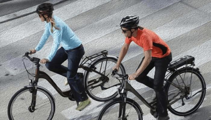 bici elettrica Gratis