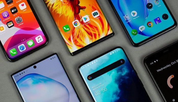 smartphone, oneplus 8, Oppo Reno Ace 2, Honor 30, iPhone SE 2020