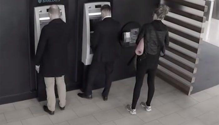 truffa del bancomat