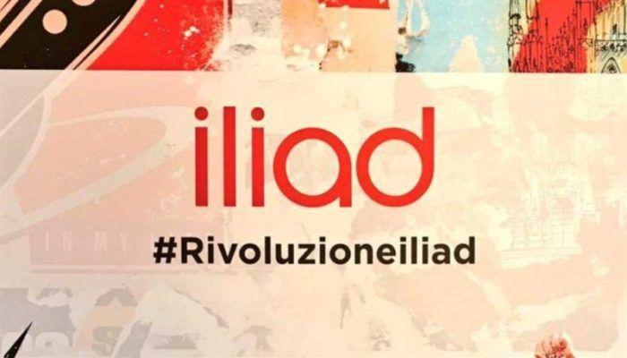 Iliad: utenti entusiasti della nuova aggiunta all'interno delle promo