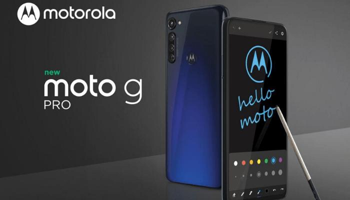 Moto G Pro Ufficiale Primo Smartphone Con Pennino Stylus Integrato