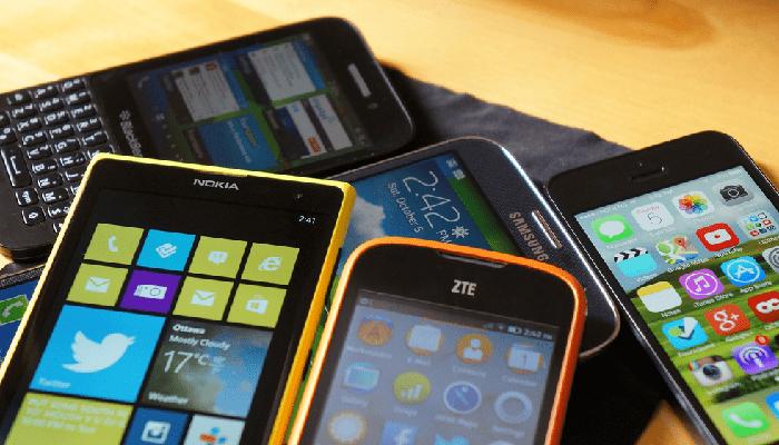riutilizzare vecchi smartphone