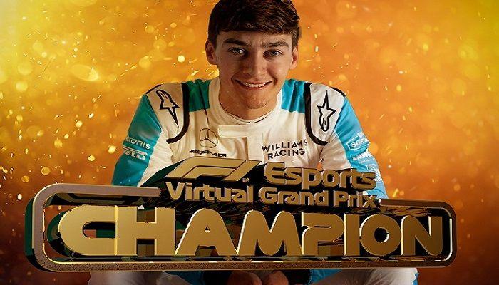 George Russell, F1, ESports, Virtual GP, Virtual Gran Prix, Canada, Montreal