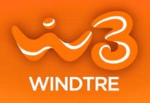 WindTre rincari
