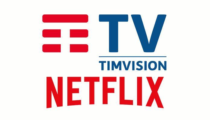 TIM Netflix