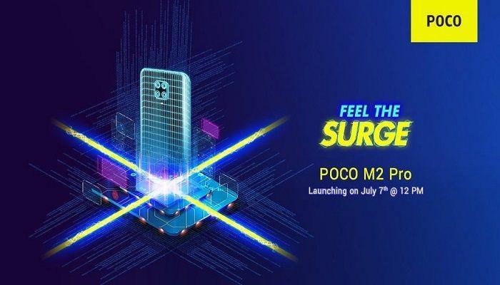 Poco M2 Pro data debutto