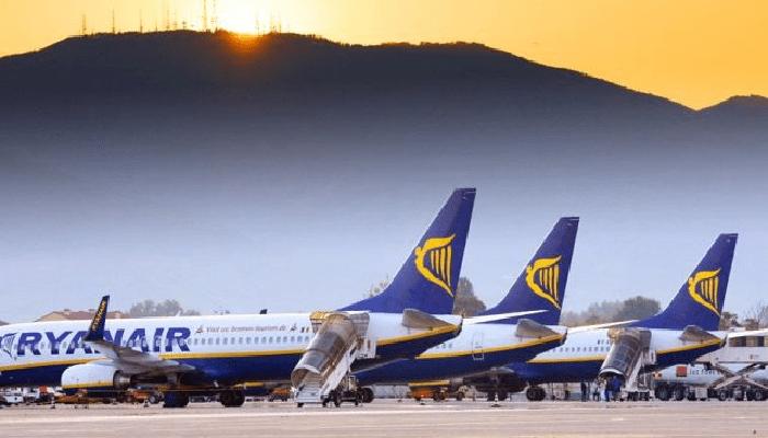 Così come tante altre compagnie aeree anche Ryanair ha rilevato gravi perdite di passeggeri tra aprile e giugno a causa del Coronavirus