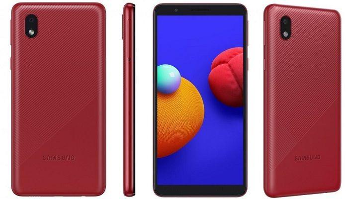 Samsung Galaxy M01 Core ufficiale