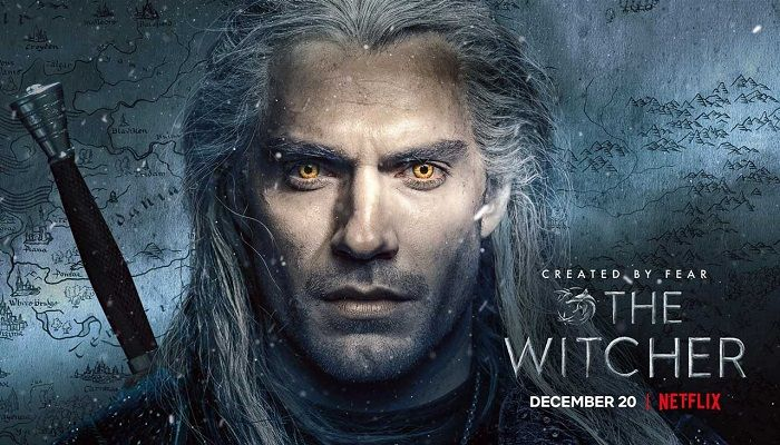 The Witcher, The Witcher 3, Netflix, CD Project RED, easter-egg