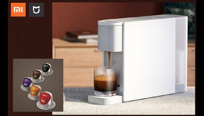 Xiaomi, Mijia, Capsule Coffee Machine, crowdfunding