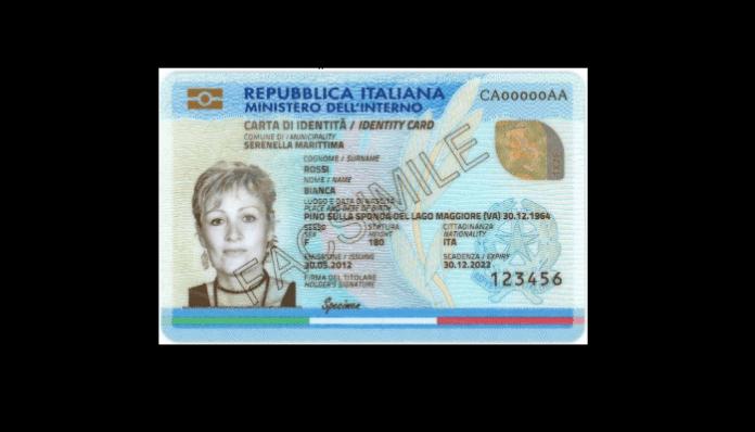 app Carta d'identità digitale