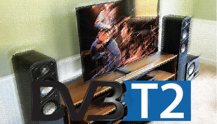 canali DVB T2