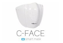 C-Face Smart mascherina intelligente
