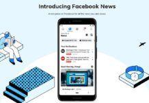 Facebook News in Europa