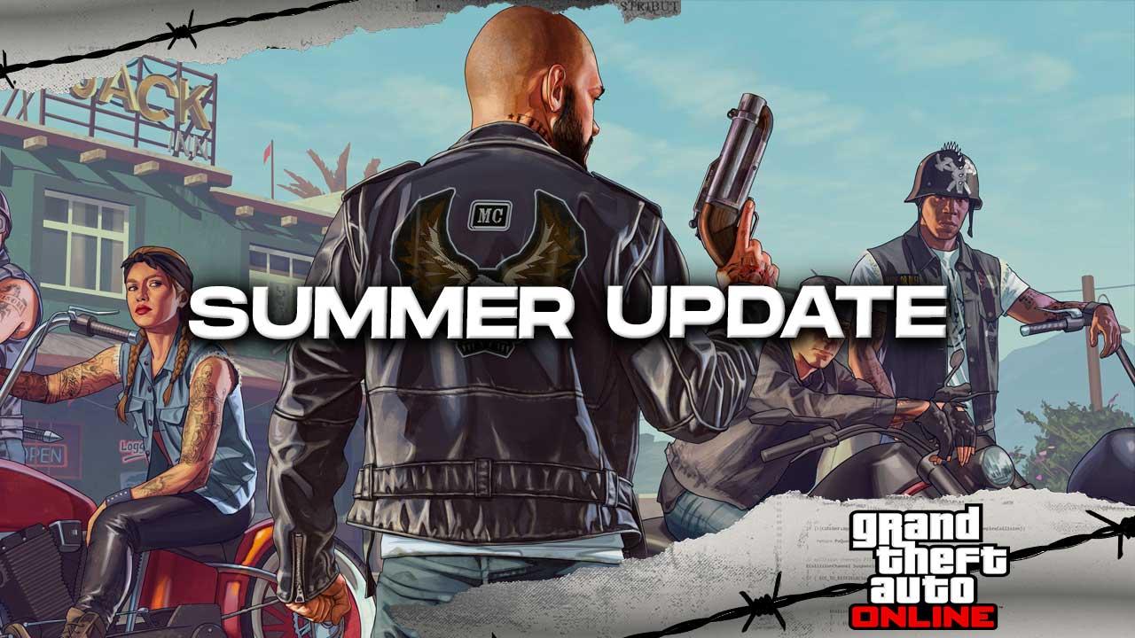 GTA V, GTA ONLINE, GTA VI, Rockstar Games, summer update, colpi, GTA IV,