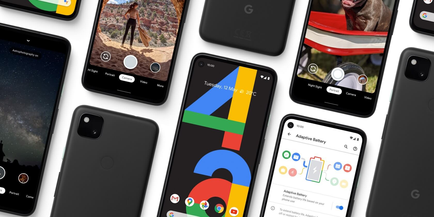 Google, Pixel 4a, Pixel 4a 5G, Android 11