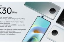 Redmi K30 Ultra ufficiale