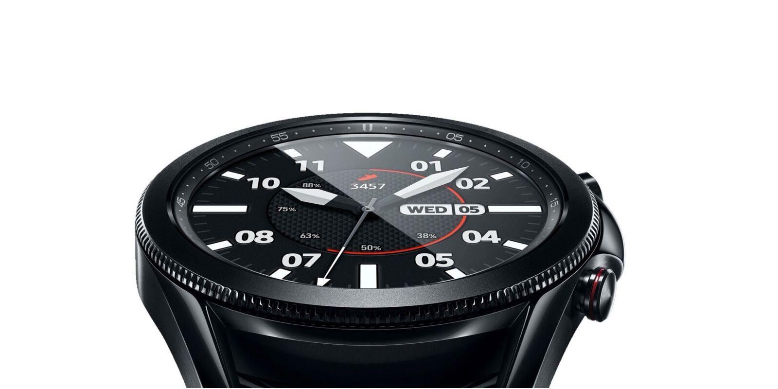 Samsung, Galaxy Watch 3, smartwatch, wearable,