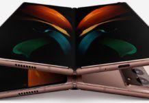 Samsung, Galaxy Z Fold 2, foldable, smartphone pieghevole