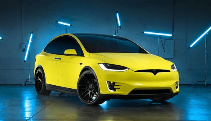 Tesla, car wrapping, Model S, Model 3, Model X, Model Y, Cina