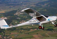 Velis Electro aeroplano elettrico certificato