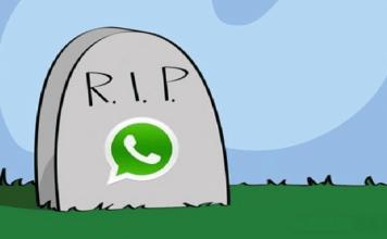 WhatsApp addio chat Signal