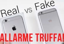 iPHONE: la nuova TRUFFA vende i dispositivi originali al posto dei falsi
