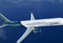 Airbus aereo ad idrogeno