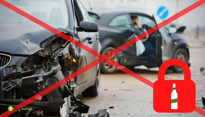 ALCOL-LOCK: la nuova modalità che non vi permetterà di guidare da ubriachi