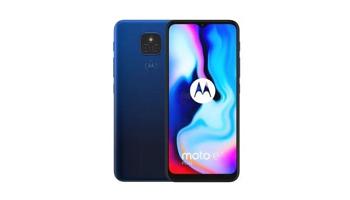 Motorola Moto E7 Plus ufficiale