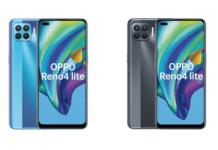 Oppo Reno 4 Lite renders specs F17 Pro