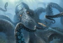 """Squali VS Calamari giganti: immortalato lo strano scontro """"tra Titani"""""""