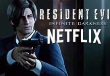 Resident Evil, Infinite Darkness, Netflix, Trailer