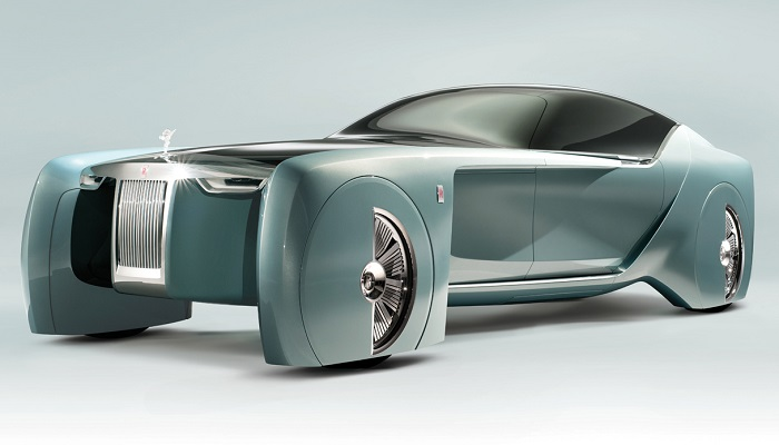 Rolls-Royce, Vision Next, Tesla, Elon Musk, veicoli elettrici, elettrificazione, automotive