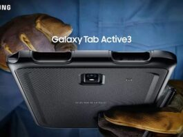Samsung Galaxy Tab Active 3 ufficiale