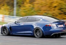 Tesla, Model S, Model S Plaid, Nurburgring, Elon Musk, Battery Day