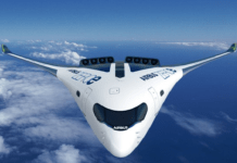 aereo Airbus ZEROe idrogeno