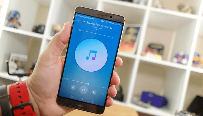 audio smartphone Huawei