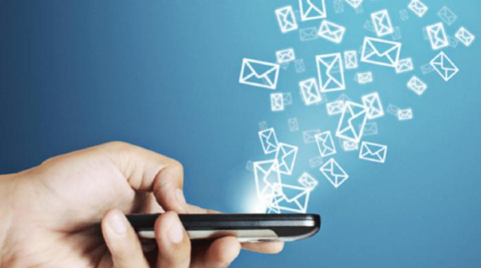 messaggi SMS anonimi