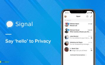 SIGNAL: è subito competizione con le applicazioni Whatsapp e Telegram