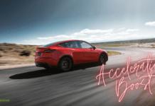 Tesla Model Y: l'Acceleration Boost che vale più di 2000 dollari