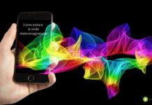 Smartphone: come proteggersi dalle onde elettromagnetiche