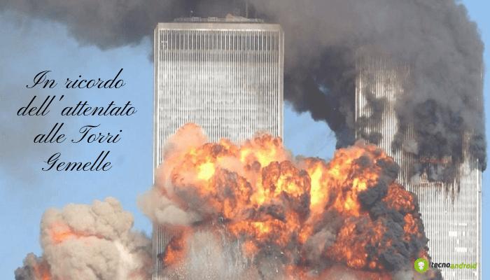 Passato: il racconto memorabile degli eventi avvenuti nell'11 settembre