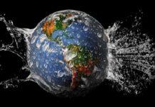 Acqua sulla terra