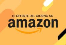 Amazon: tante offerte quasi gratis con merce dell'elenco segreto