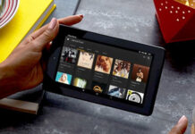 Amazon-Fire-smart-home-tablet